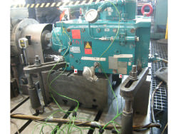 Inspection and repair on SIEMENS B2-NV-05A gearbox