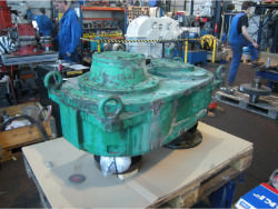 Inspection and repair of Jahnell Kesterman ASVU-110-3HX-100
