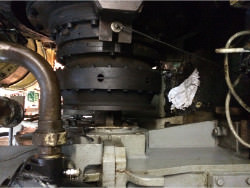 Repair of Conrad B3DH8B gearbox