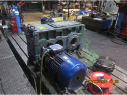 PIV PD31 R10 H14 gearbox