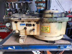 Inspection and repair of FLENDER SDOS 280 gearbox