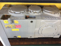 Repair and inspection of SIEBENHAAR 06-DD-09/3 gearbox