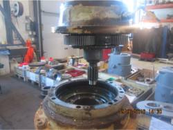 Repair and inspection of SIEBENHAAR 06-DD-09/3 gearbox