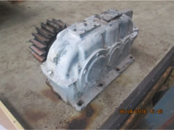 Inspection and repair of FLENDER KDN 250 gearbox
