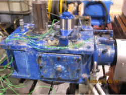 Gearbox inspection and repair of brand SUMITOMO MHI PX8055R2-RRV-14