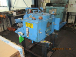 Inspection and repair of Chemineer 6-XHTN-60 gearbox
