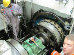 Gearbox inspection and repair of brand CONRAD STORK 2R910 S/3 Spec