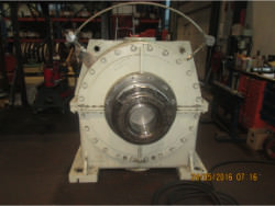 Inspection and repair of BHS TG-28 gearbox