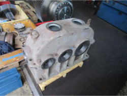 Inspection of a BIERENS K2-A3-55 gearbox