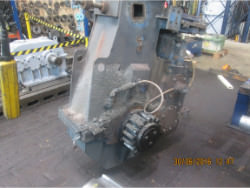 Inspection and repair on M.A.N. 08-208 gearbox