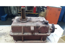 Repair gearbox of brand W.G.W. KBV 1