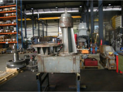 Inspection and repair of KACHELMAN FVEAF-68 gearbox