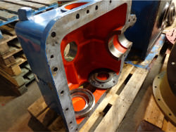 Gearbox inspection and repair of brand TACKE 078234G