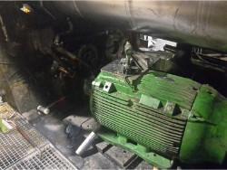 Inspection and repair of LAMPERTI LD660
