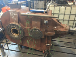 W.G.W. KSHK 1330 S/So gearbox repair