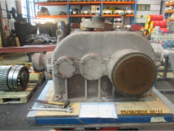 Inspection and repair of gearbox BIERENS K2-A3-55