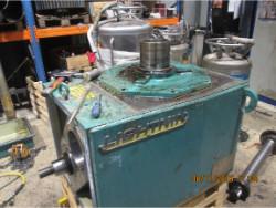 Gearbox repair on Lightnin 88S 75