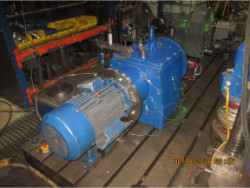 NORD SK 103-F-IEC-225 gearbox inspection and repair