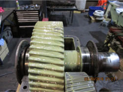K2A3-70 gearbox