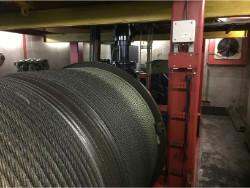 Gearbox repair of brand THYSSENKRUPP NK SZC 450/S