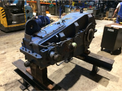 Inspection and repair on PHB 3-SZ-500-So gearbox
