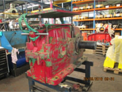 SDN 400 gearbox