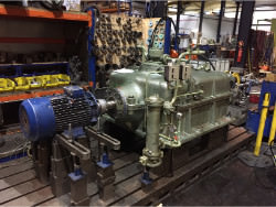 Gearbox inspection and repair of brand TACKE 078127G