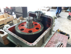 Gearbox inspection and repair of brand TACKE 2LG1128-6KB14