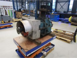 Repair of HANSEN QVRE2X-CUN gearbox
