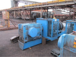 Inspection and repair of FLENDER B2-DH-14-C gearbox
