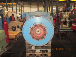 Inspection of a FLENDER B2-DH-14-D gearbox