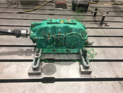 Inspection and repair of FLENDER KZN-160 gearbox