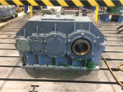 WGW 280-S-50 Gearbox Overhaul