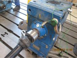 Rossi RCI200U02V gearbox repair