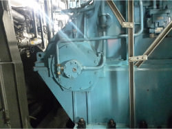Inspection and repair of FLENDER GVL1650 gearbox
