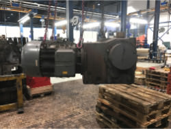 Gearbox of brand Nord
