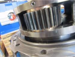 DESCH Planetaire Gearbox Repair