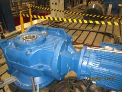 SEW KAF 157 Gearbox Repair