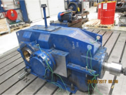 FLENDER KBH 400/S/So gearbox