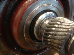 Nord SK 103-F-IEC-225 Gearbox Repair