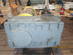 Inspection and repair on PD31-R10-H14-28 gearbox