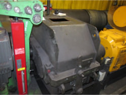 Inspection and repair of ASUG 339804/85 gearbox