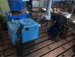 Inspection and repair of Chemineer 7-HTN-100 gearbox