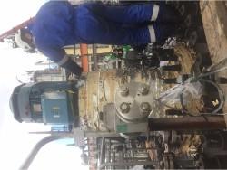 Rademakers getriebe Repairing gearbox of Rademakers CSCF-100