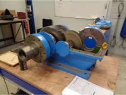 SCHAFER BG 360 Gearbox Repair