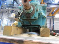 Repair of HANSEN QVRB2L-CUN-8 gearbox