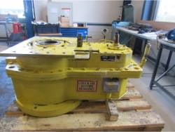 Inspection and repair of FLENDER SDOS 250 gearbox