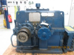 Inspection and repair on DAVID BROWN HSN-250-SRG gearbox