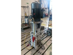 Inspection and repair on SUMITOMO MHI PHA-9040-R3-RJLT-25 gearbox