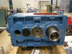Inspection and repair on PIV PLC18-R11-G11-18 gearbox